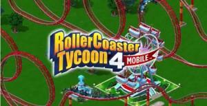 RollerCoaster Tycoon 4 Mobile MOD APK+DATA 1.6.0