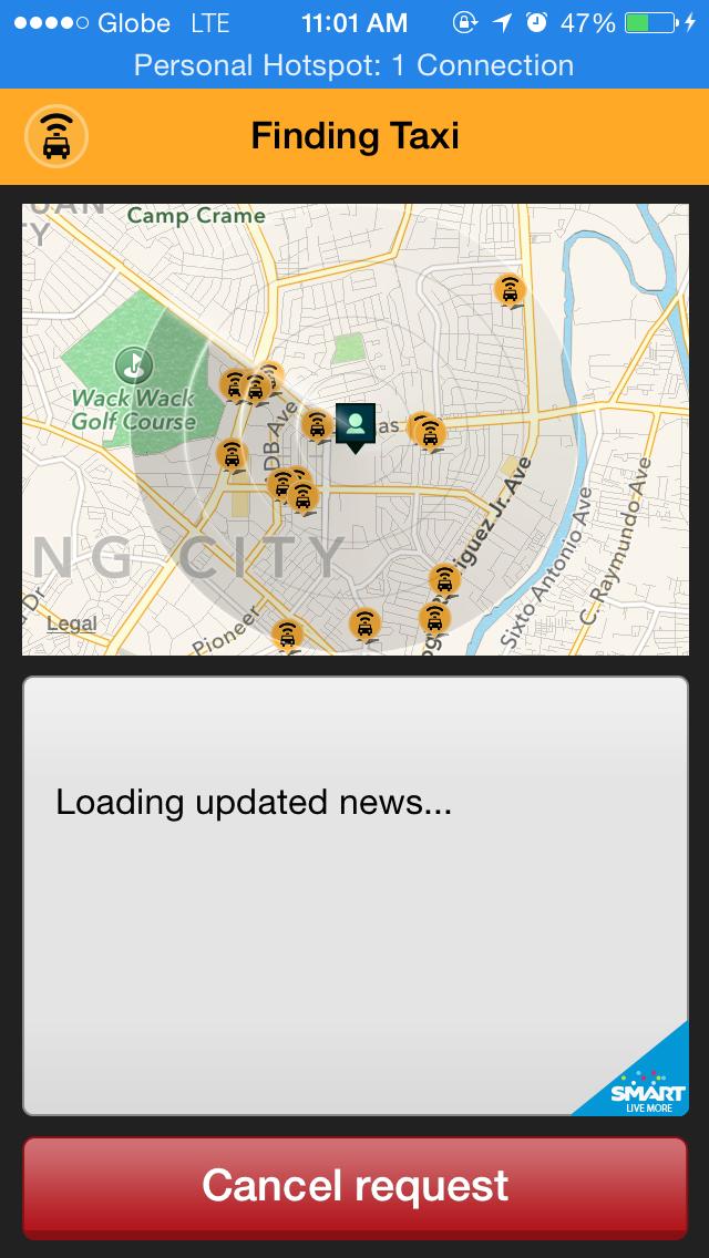 exact live app
