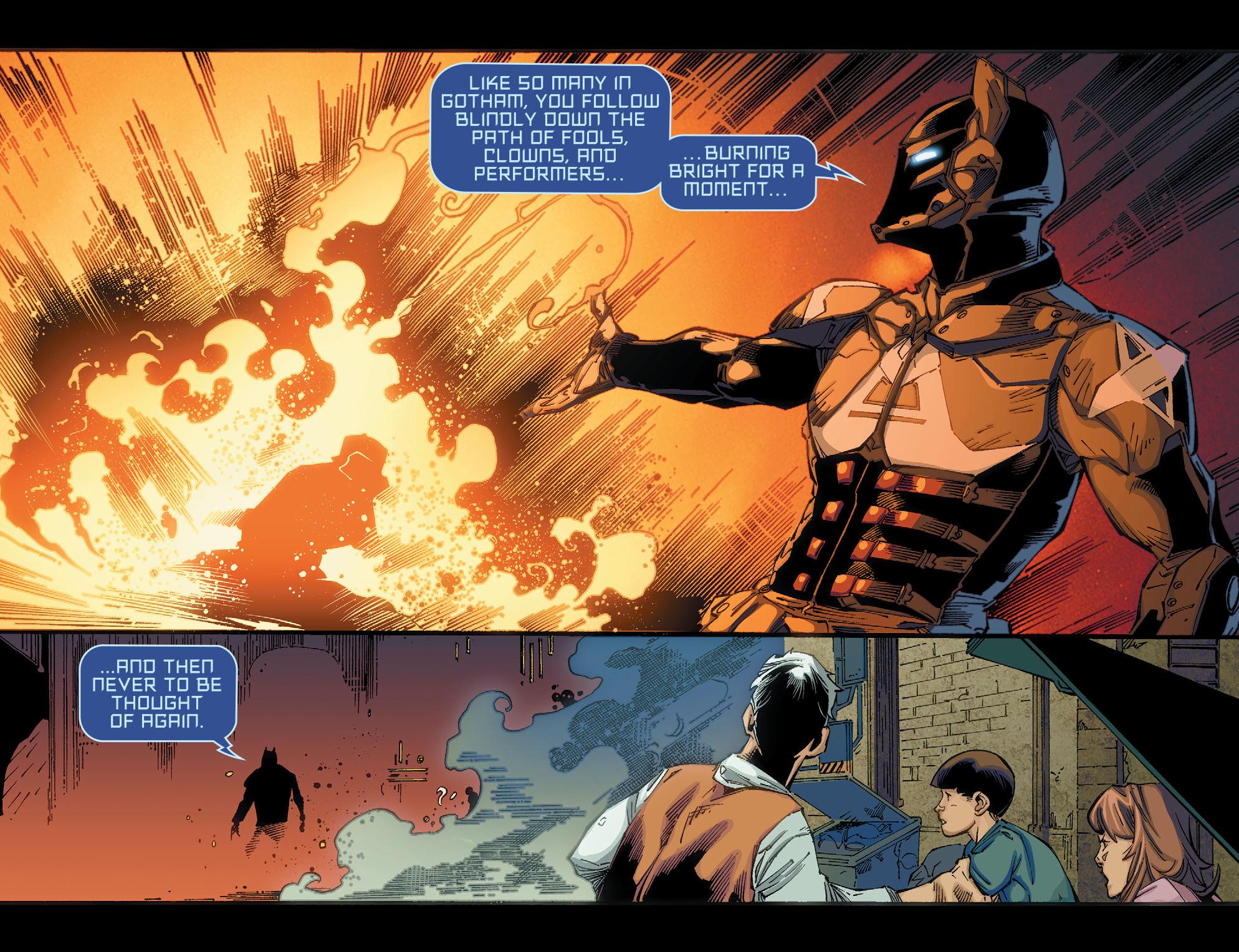Batman: Arkham Knight [I] Issue #7 #9 - English 12