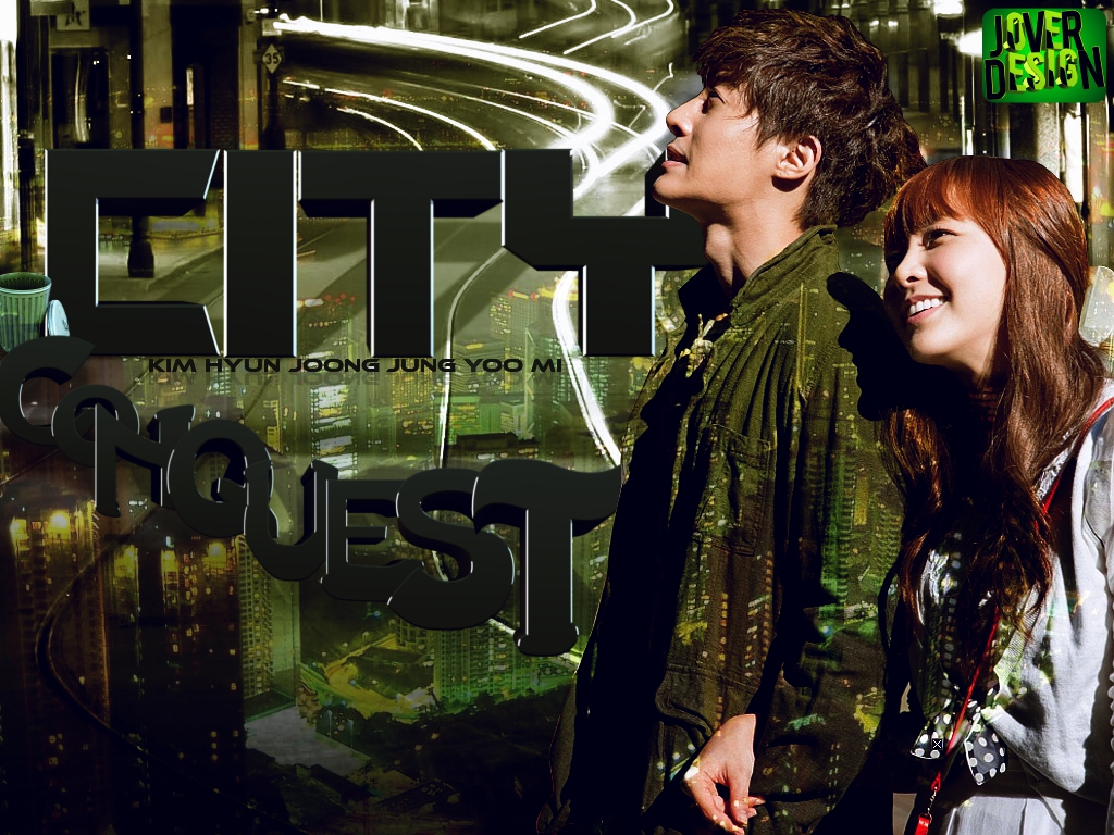 City Conquest Korean Drama Kim Hyun Joong....