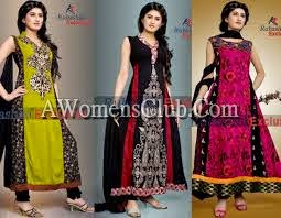 Pakistani Summer Dresses - Fashion Central