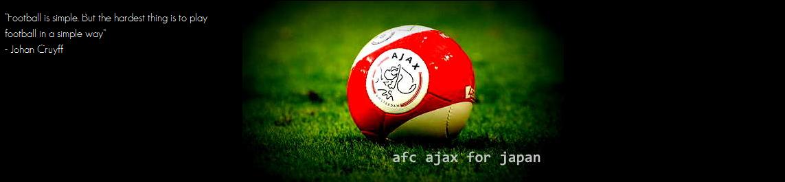 AFC Ajax FOR  Japan