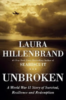 Cover of Unbroken by Laura Hillenbrand