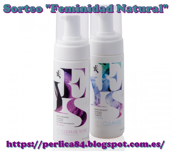 "Sorteo ""Feminidad Natural"""