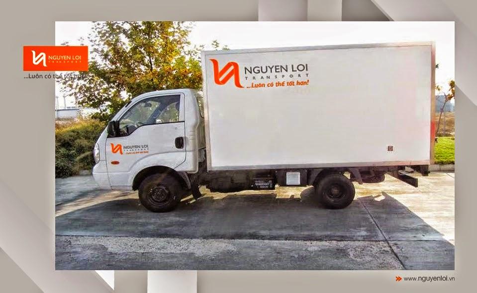 đồ đạc xe tải nhỏ chở
