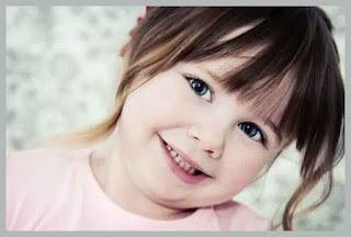 Gambar Gadis Cilik Bermata Cantik