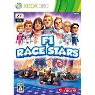 [Xbox360] [F1 RACE STARS] ISO (JPN) Download