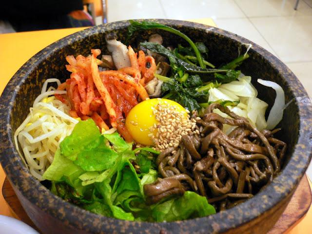 Bibimpapt, Masakan Korea Paling Lezat