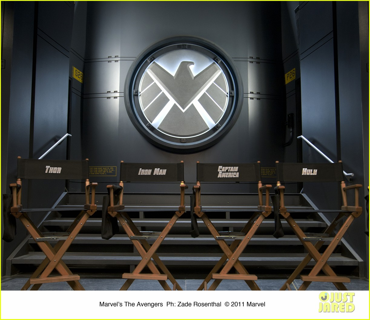 The Avengers Movie First Look & Photos
