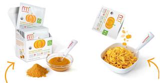 Free NurturMe Organic Baby Food