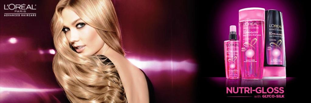 L'Oreal Paris Advanced Haircare Nutri-Gloss