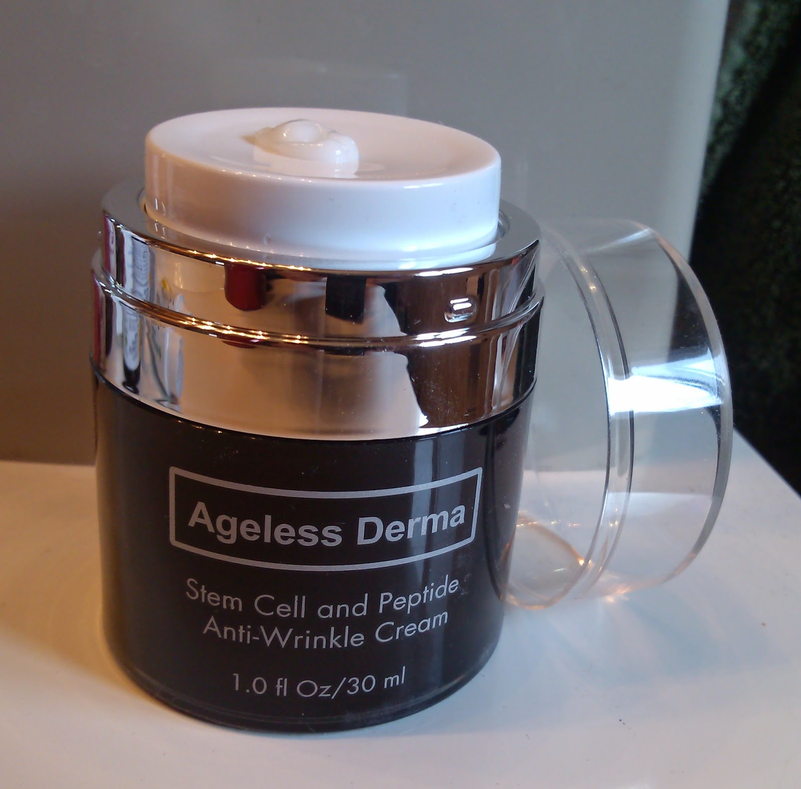 Ageless Derma Anti-Wrinkle Cream Review