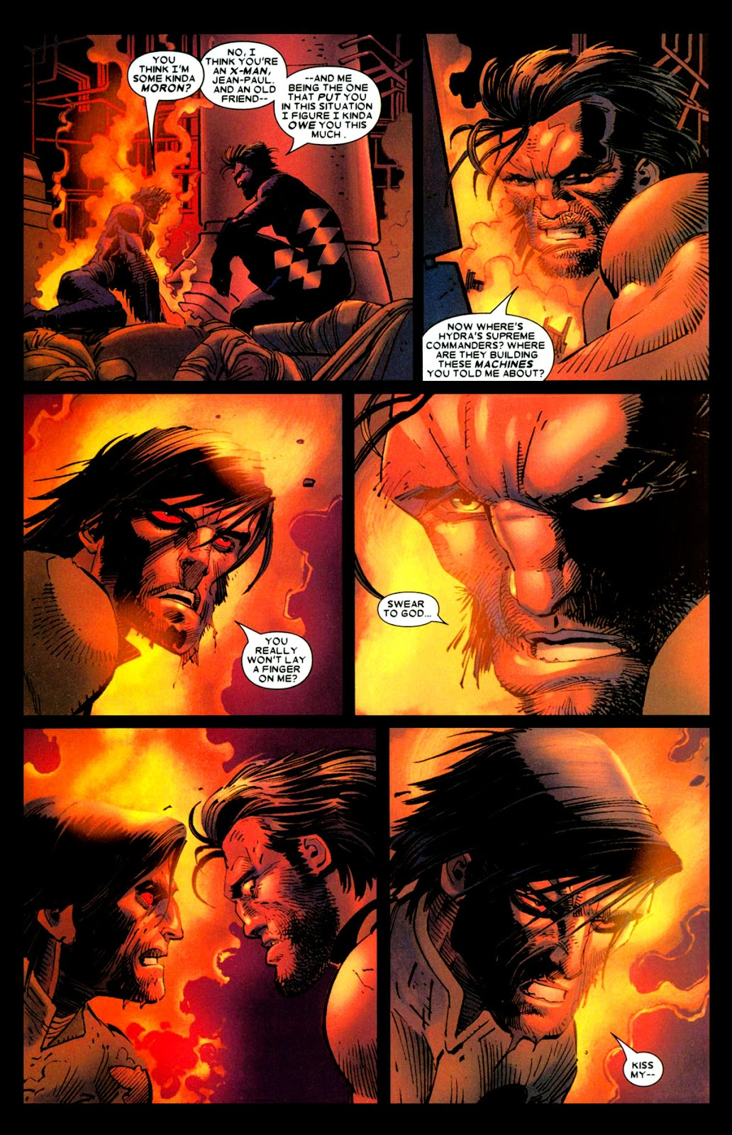 Read online Wolverine (2003) comic -  Issue #28 - 20