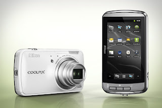 smartphone camera, digital camera, camera features