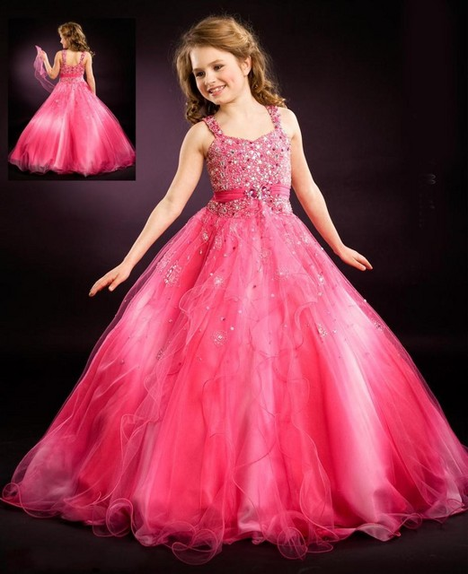 Vestidos para Ti: Vestidos de Fiesta para Niñas