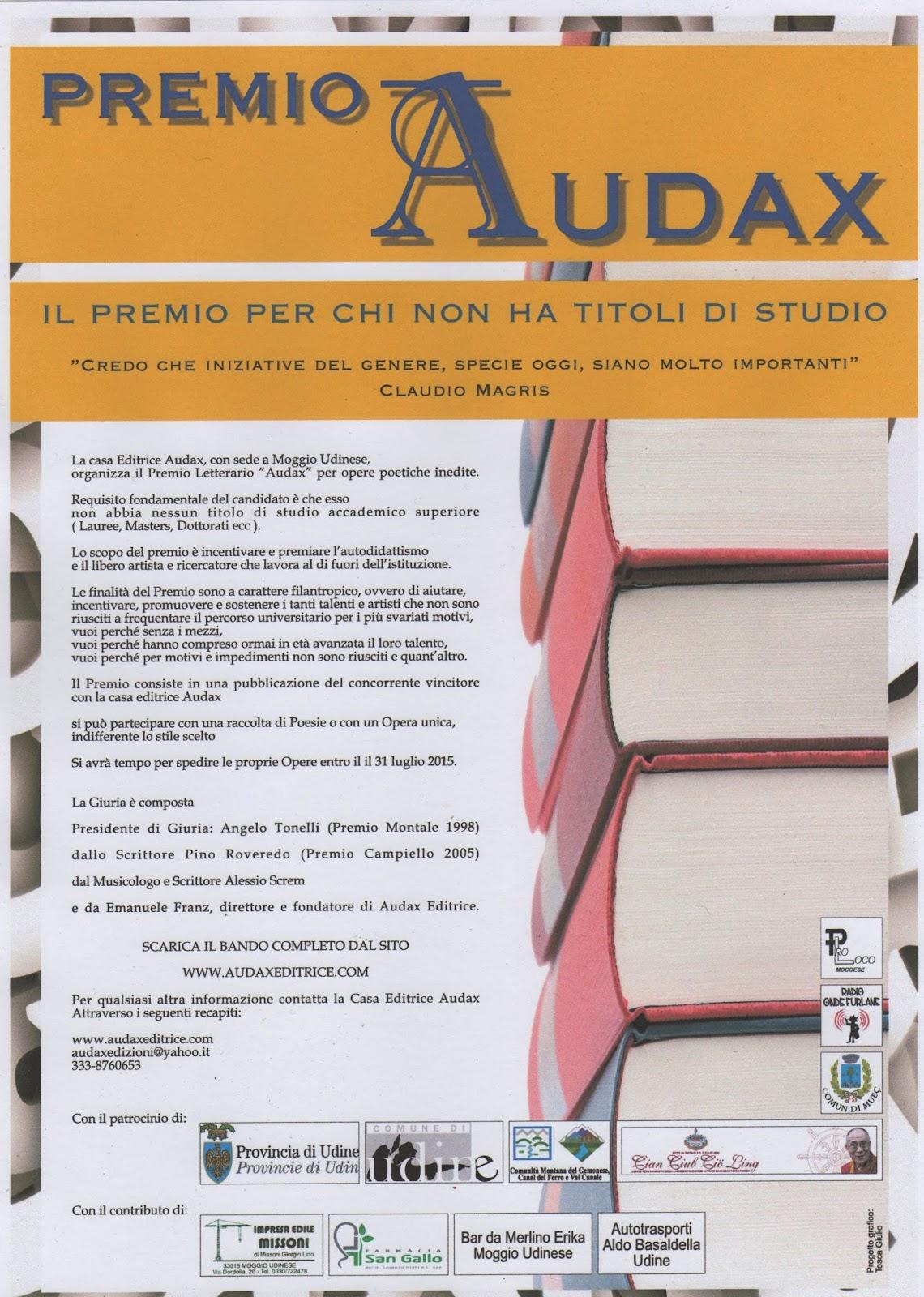 PREMIO AUDAX