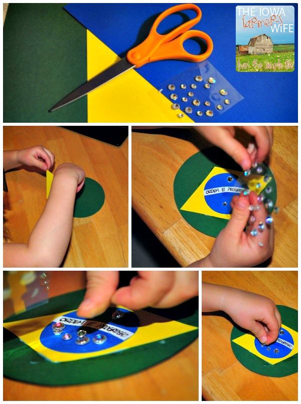 Christmas Ornaments From Brazil : The iowa farmer s wife christmas around world brazil