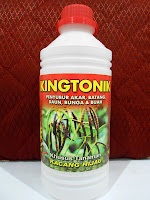 Cair Khusus Kacang Hijau mempunyai formulasi khusus supaya tanaman ...