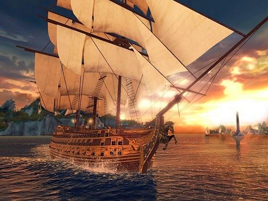 لعبة المغامرات قتال القراصنه للاندرويد - Assassin's Creed Pirates