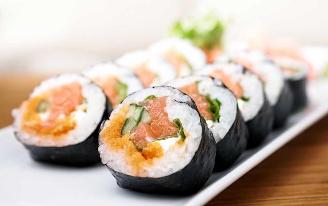 mon Sushi ngon