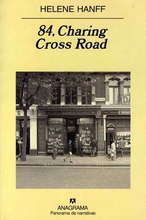 83, Charing Cross Road
