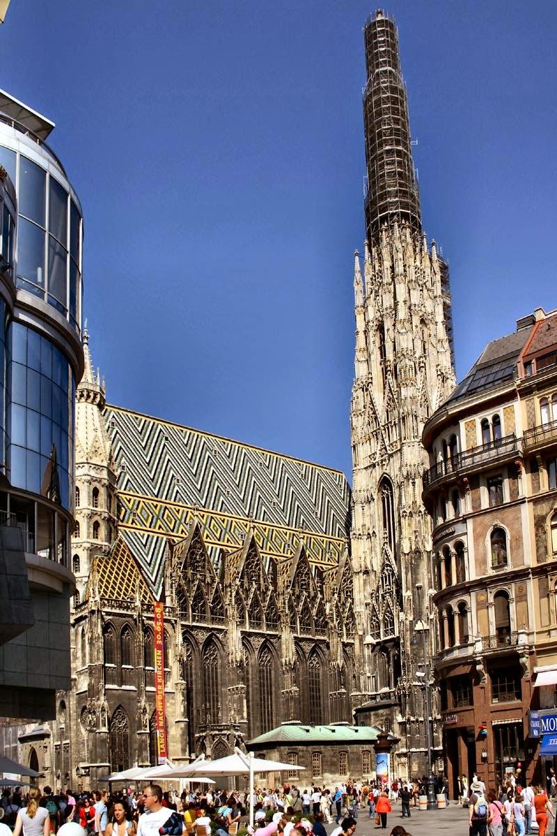 Wien Sehenswürdigkeiten, Stephansdom Wien
