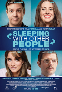 Poster Of Hollywood Film Watch Online Sleeping with Other People 2015 Full Movie Download Free Watch Online 300MB