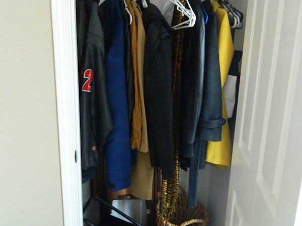 Tackling The {Coat} Closet