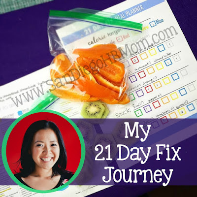 first week of the 21 day fix beachbody coach