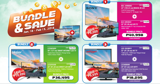 Western Appliances promotion, Philippine promo