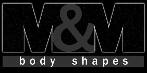 M&M shapes
