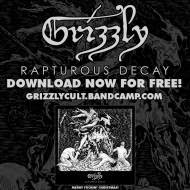 Grizzly - Rapturous Decay '14