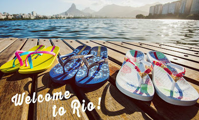 ipanema flipflops giveaway offer