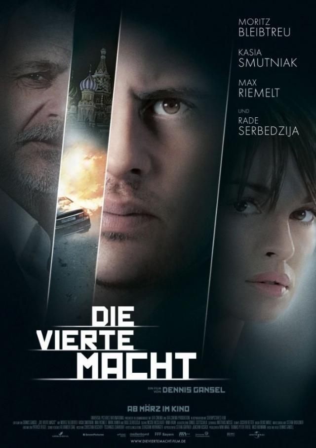 Thế Lực Thứ Tư - The Fourth State (2012)