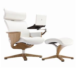 Nuvem Chair in White