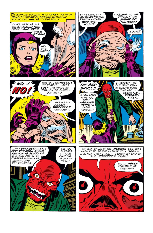 Captain America (1968) Issue #211 #125 - English 12