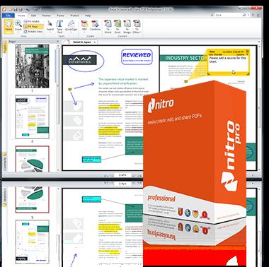 Nitro PDF Pro Full İndir