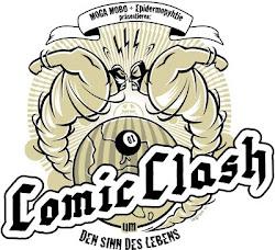 Info: der Comic Clash 2012