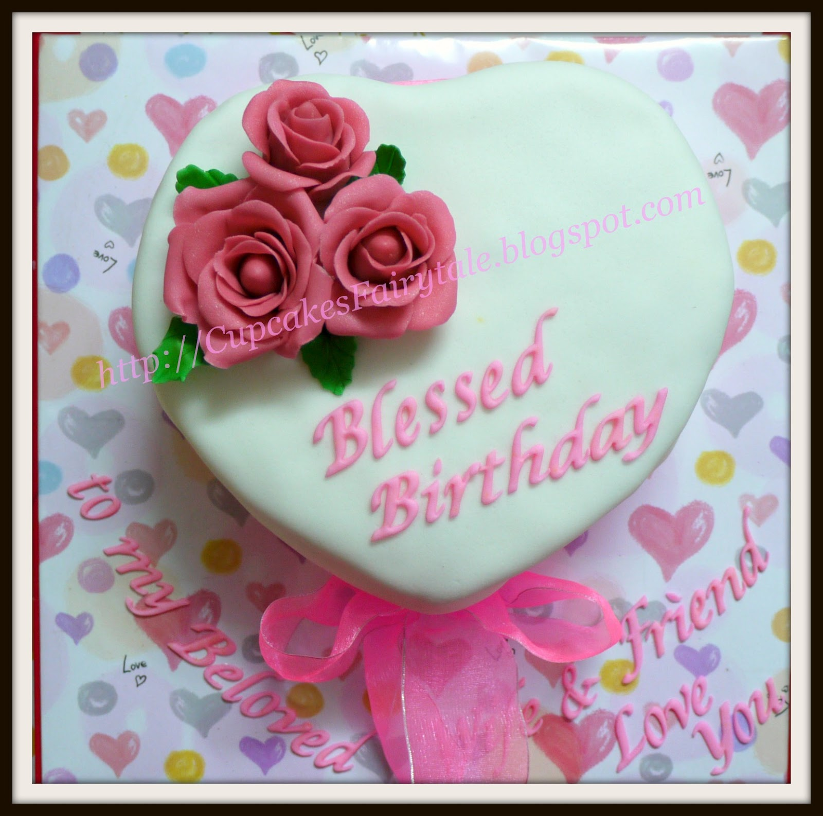 Birthday Wishes To Girlfriend Cake Image Inspiration of Cake and