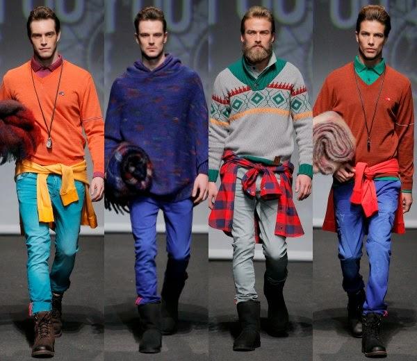 Altona Dock, MFSHOW MEN, Desfiles, Maybelline, Pasarela, FW2015, street style, Moda hombre, Circo Price, Madrid, Blog de moda