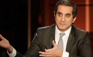 مشاهده الحلقه الثامنه 8 من برنامج البرنامج لباسم يوسف , بس مباشر لقناة cbc وبرنامج البرنامج