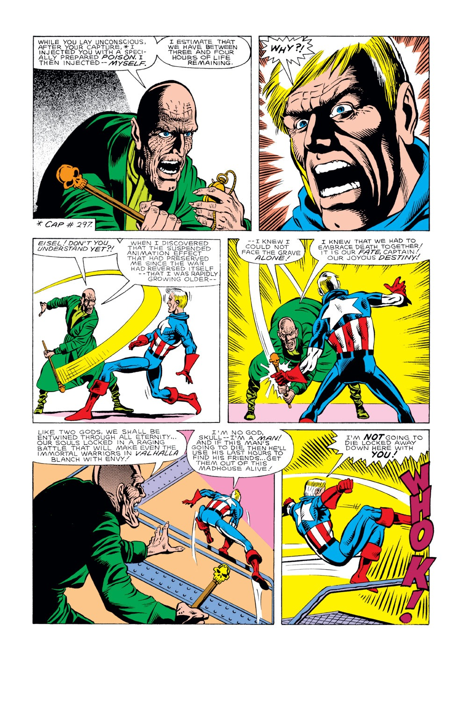 Captain America (1968) Issue #299 #227 - English 8