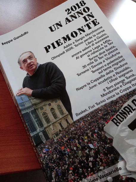 """GANDOLFO RACCONTA  """"UN ANNO IN PIEMONTE"""""""