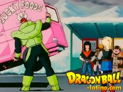 Dragon Ball Z capitulo 138