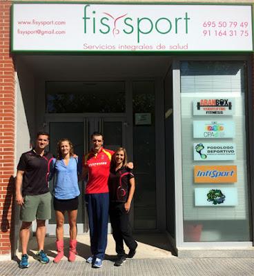 Fisysport Club Natación Aranjuez