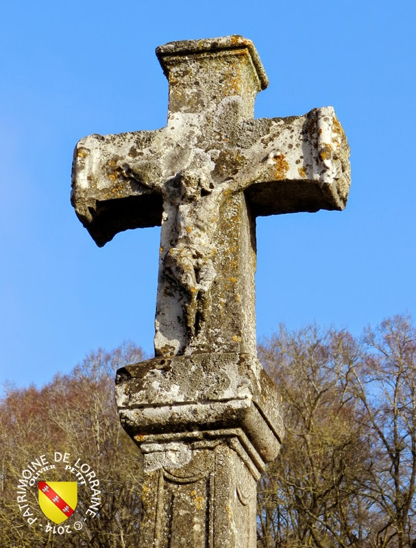 MESSEIN (54) - Croix de 1768