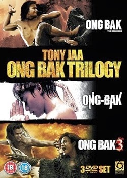 Download Trilogia Ong Bak RMVB + AVI Dublado Torrent DVDRip