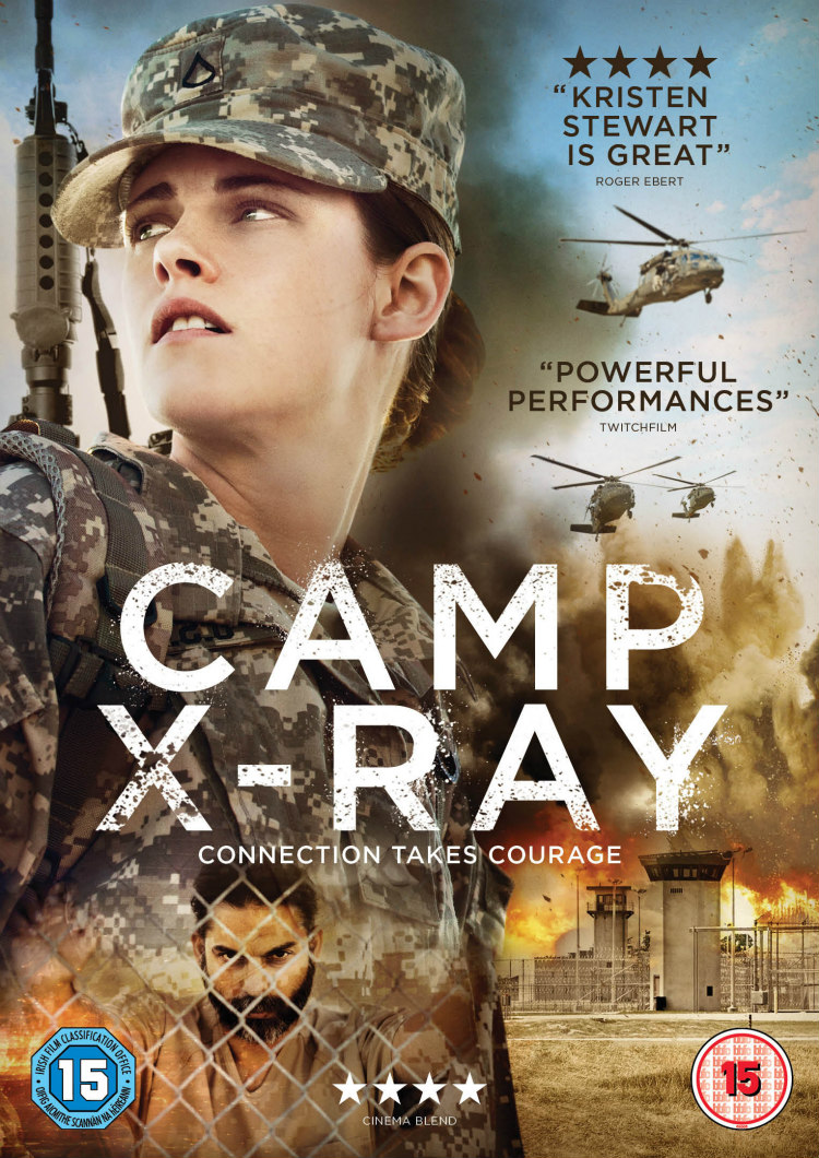 camp x-ray dvd
