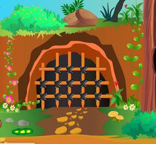 Juegos de escapar Wild Chameleons Escape