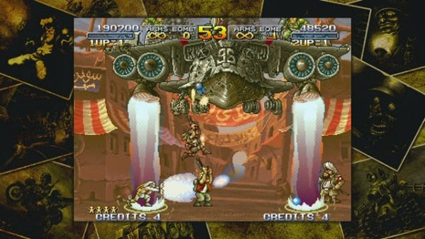 Download Metal Slug 2 PS3